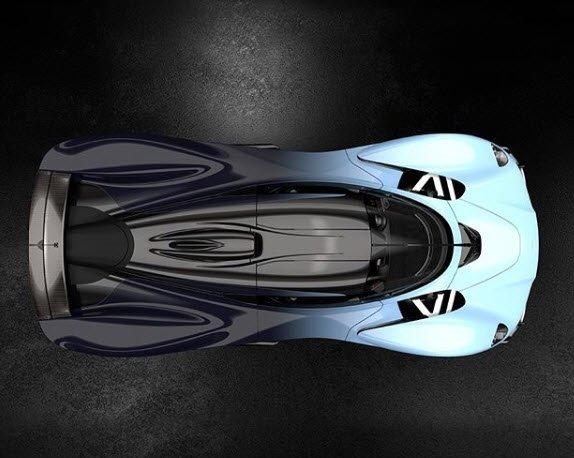 Karşınızda Aston Martin Valkyrie!