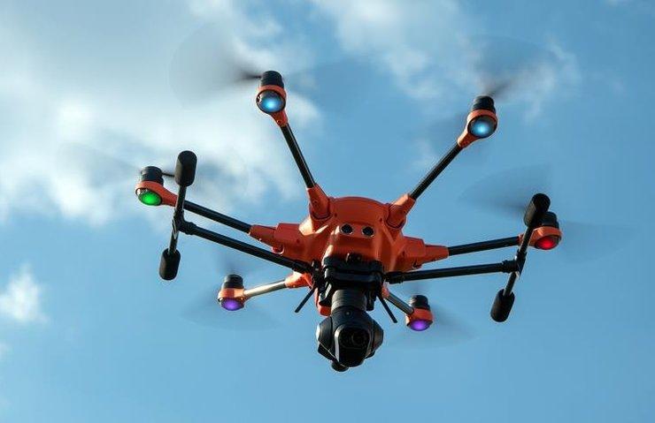 EN HIZLI DRONE'LAR İSTANBUL YENİ HAVALİMANI'NDA YARIŞACAK