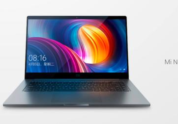 Xiaomi Mi Notebook Pro açıklandı, işte özellikleri ve fiyatı