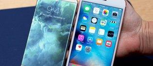 5 inç'lik iPhone 8'in kasası cam olacak!