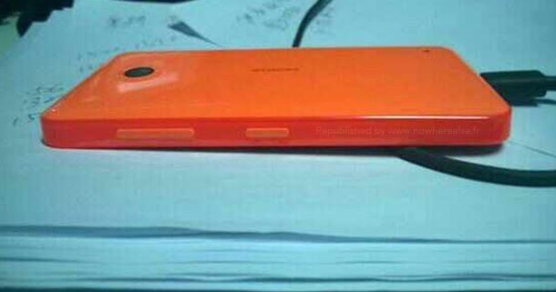 Android'li Nokia X'ten yeni fotoğraflar