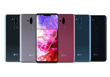 LG G7 için tarih belli oldu