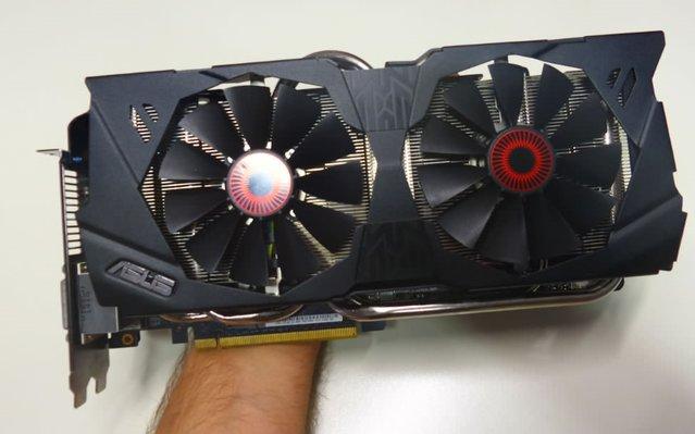 Nvidia GeForce GTX 780 - Asus Strix OC Edition - 6GB
