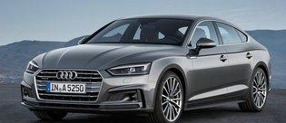Yeni Audi A5 Sportback Türkiye'de!