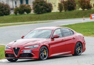 Alfa Romeo Giulia QV sürüş izlenimi