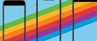 Apple iPhone X, iPhone 8 ve iPhone 8 Plus karşı karşıya
