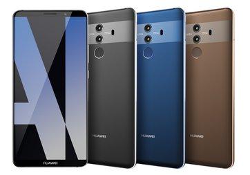 Huawei Mate 10, 6.2-inç ekran ve 4,000mAh pille geliyor