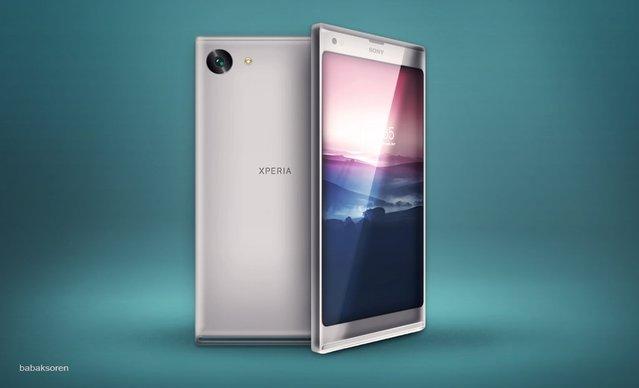 Projektörlü telefon: Sony Xperia SP1