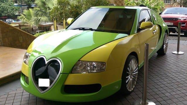 Honda'nın Bugatti evrimi