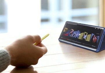 Samsung Galaxy Note 9'un ilk güncellemesi çıktı