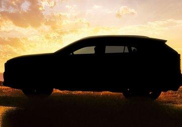 Toyota RAV4'ün ilk ipucu ortaya çıktı