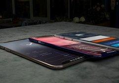 Huawei P X neredeyse çerçevesiz ekrana sahip