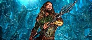 """""""Aquaman""""in ilk afişi yayınlandı"""