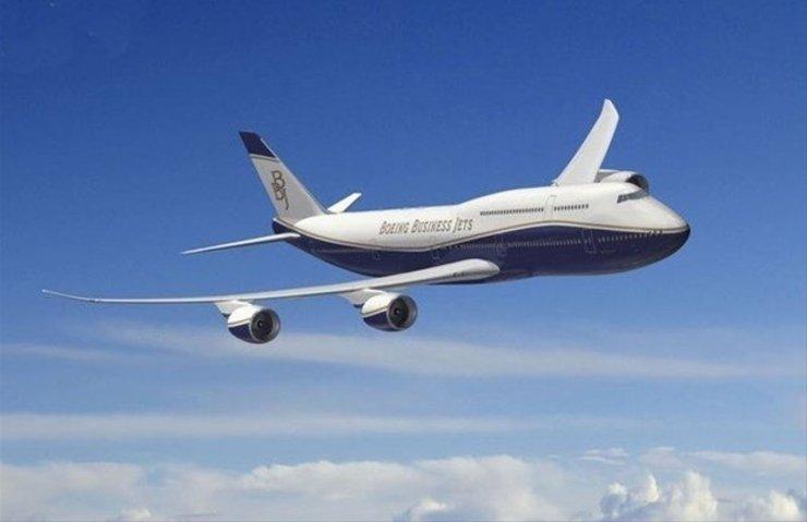 Dünyanın en pahalı 10 uçağı!