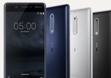 Nokia 5'e Android 7.1.2 geldi