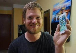 Bu da ev yapımı iPhone!