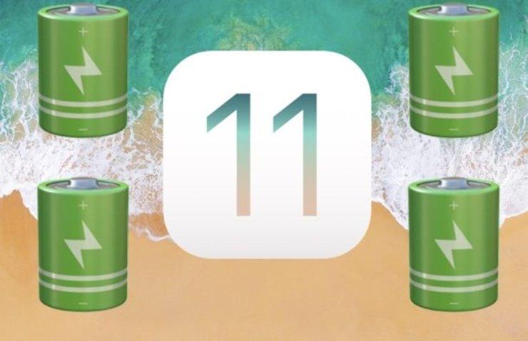 iOS 11, iPhone'ların pilini hızlı mı tüketiyor?