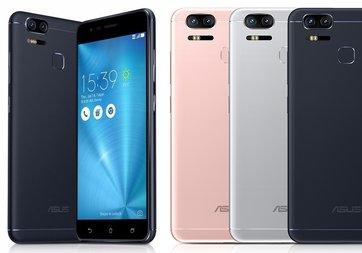 Asus Zenfone 3  Zoom için Android 7.0 Nougat geldi