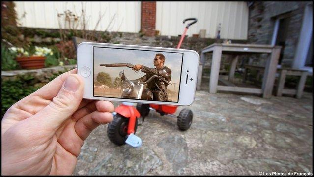 İlginç iPhone fotoğrafçılığı