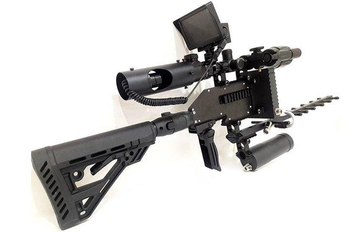 Yerli elektromanyetik drone silahı üretildi!