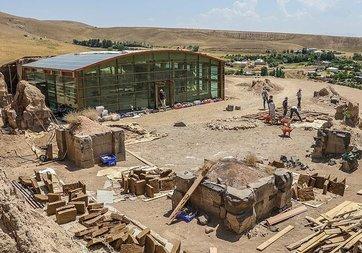 Urartu kalesinin 'mühürlü' yapısı çözülüyor