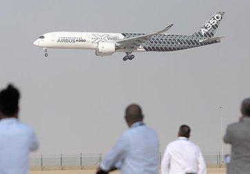 Airbus'tan 2017'de bin 109 adet ticari uçak siparişi