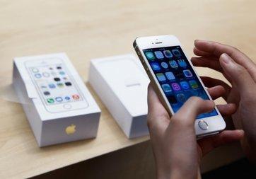 iPhone 5s kullanıcılarına müjdeli haber