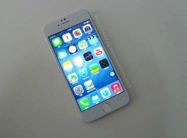 Sahte iOS'lu iPhone 6 klonu satışa çıkıyor!