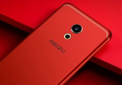 Meizu Pro 7'nin en net görseli