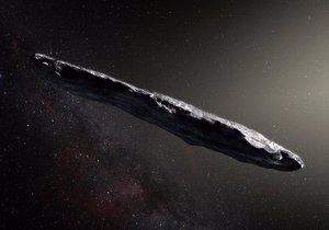 Oumuamua uzay gemisi olabilir!