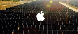 Apple'dan dev yenilenebilir enerji yatırımı