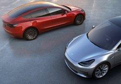 Tesla Model 3, iPhone etkisi gösterecek