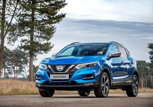 2018 Nissan Qashqai ile tanışın