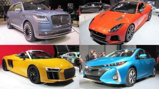 New York Otomobil Fuarı'nın en dikkat çeken modelleri
