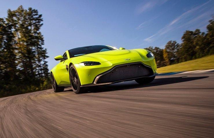 Aston Martin Vantage 2018 Türkiye fiyatı belli oldu