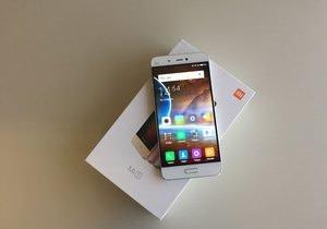 Xiaomi Mi 5'in fotoğrafları