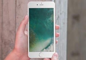 iPhone ve iPad için iOS 10 duvar kağıdı