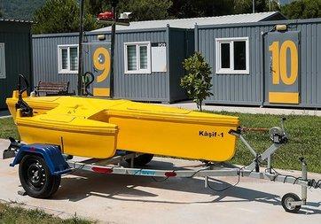 Türk girişimci yerli insansız deniz aracı geliştirdi