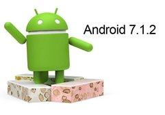 Android 7.1.2 Nougat imajları yayınlandı