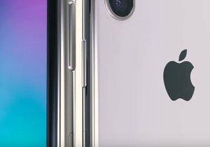 iPhone X Plus konseptini gördünüz mü?