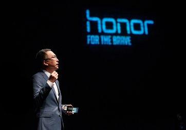 Çinli telefon şirketi Honor resmen Türkiye'de!