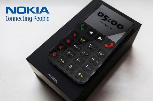 SOS özelliği olan Nokia telefon