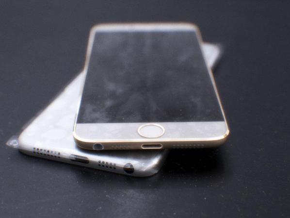 iPhone 6 ilk kez görüntülenmiş olabilir. Fotoğraflar burada!