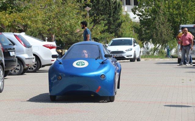 Elektrikli otomobil 1.5 Adana yeni ödüller kazandı