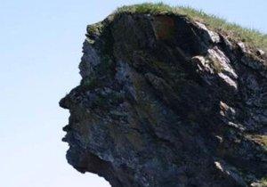 Doğal yoldan şekil alan kayalar oldukça ilgi çekiyor
