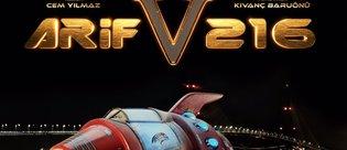 Arif V 216 filminin çıkış tarihi ve posteri