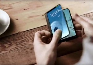 Samsung'un katlanabilir telefonunun çıkış tarihi açıklandı