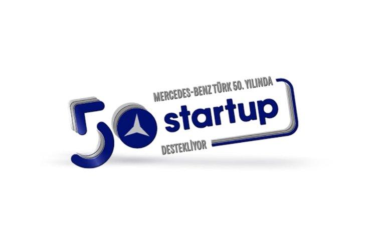 MERCEDES-BENZ TÜRK, 50. YILINDA 50 STARTUP'I DESTEKLİYOR