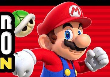 Super Mario Run Android için çıktı