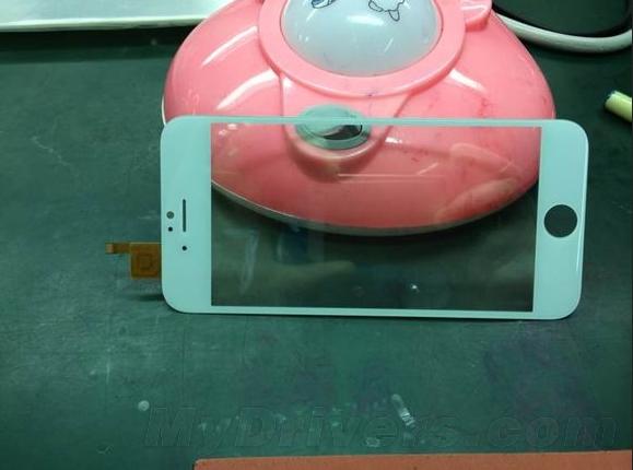 iPhone 6 ön panelleri eski modellerle karşılaştırıldı